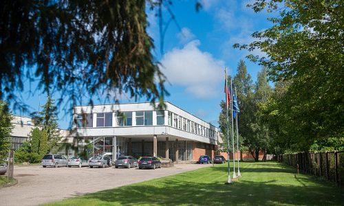 Administracijos pastatas